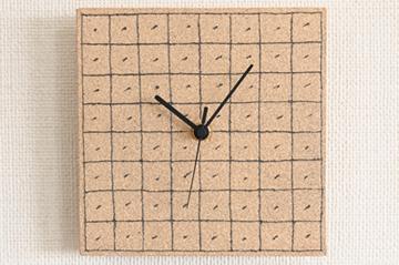 信楽焼き時計2