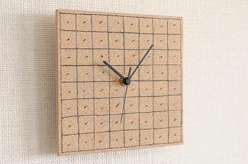 信楽焼き時計3