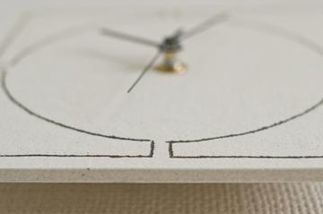 信楽焼き時計6